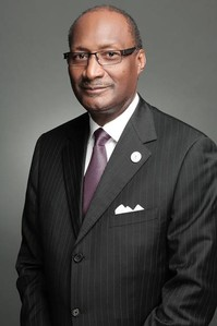 The Rev. Jerry Young, 18th president of the National Baptist Convention, USA.