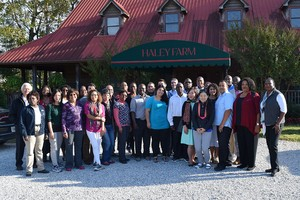 Twenty-three PC(USA) seminary students from across the United States gathered together in Tennessee for the Racial Ethnic & New Immigrant Seminarians Conference.