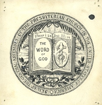 Approved Seal, 1892