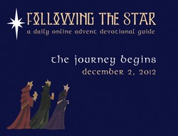 Following the Star Advent devoitional