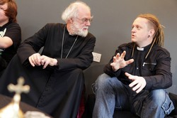 Rowan Williams, the Archbishop of Canterbury, recently attended the launch of a fresh expression known as The Order of the Black Sheep for those who feel they don't fit in with society.