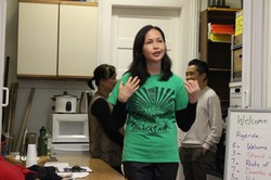 Lydia Catina-Amaya, a staff member at the Damayan Migrant Workers Association details her time as a trafficked worker in New York City.