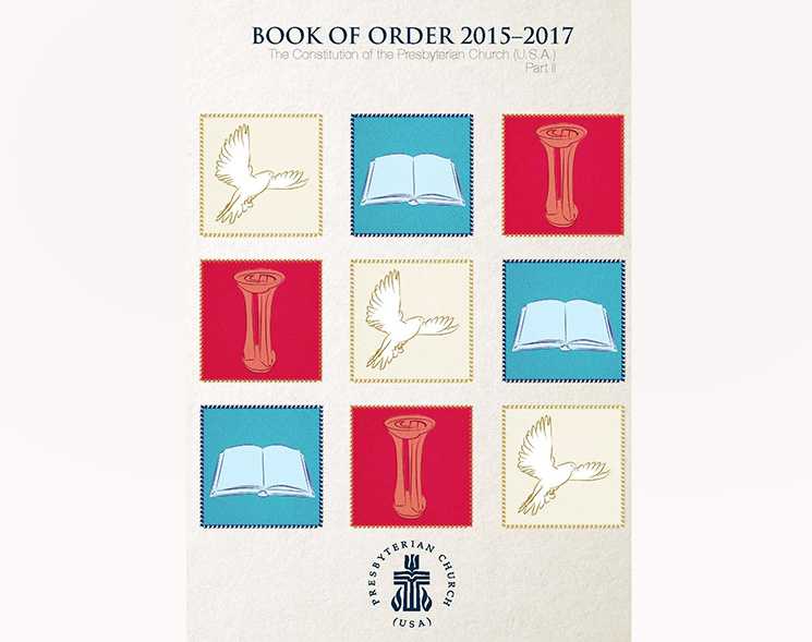 Book of Order, 2015-2017