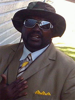 Facebook picture of Terence Crutcher